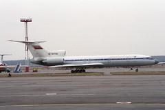 4K-85732 Tupolev TU-154M (pslg05896) Tags: moscow dme tupolev tu154 domodedovoairport domodedovo uudd 4k85732