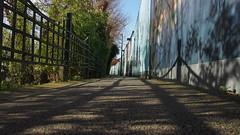 Ferry Lane (@An alien in London) Tags: pen olympuspen brentford kewbridge microfourthirds mzuiko olympusepl5 analieninlondon