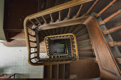 Castle stair (bestarns [www.spiritofdecay.com]) Tags: urban castle leave abandoned home beautiful beauty canon wonderful lost photography eos photo amazing stair flickr photographie place image pics spirit decay gorgeous great picture 7d lovely ernest exploration marvelous magnificent decaying surrender splendid aside staris verlassen sebastien facebook batter laying urbex resignation urbaine abbandonato verlaten lostplace dilapidate 500px bestarns spiritofdecay