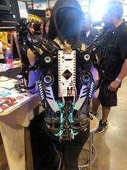 Arduino, Atmel Wearables, Costume