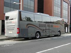 Dave New Tour Mercedes Benz Tourismo Coach DC08 NEW (5asideHero) Tags: new dave mercedes benz coach tours tourismo dc08