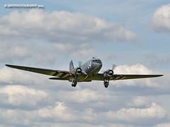 dc3-1 (Stewart Taylor (SMT Photography)) Tags: photography flying photo aircraft aviation flight airshow duxford iconic dday iwm iwmduxford
