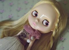 My favorite blythe doll Jenna