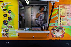 Ethiopian Food Truck (clif_burns) Tags: washingtondc metrocenter 12thstreet ethiopian foodtrucks