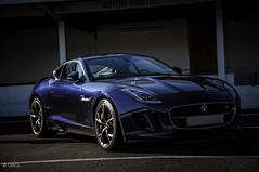 Jaguar F Type (Guillaume AG LOUVEL) Tags: blue ceramic bleu f type p brake jaguar carbon zero linas autodrome pirelli monthlry