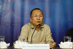 20140623-1 month later coup seminar-16 (Sora_Wong69) Tags: portrait thailand bangkok seminar lawyer abuse politic coupdetat detention ngos humanright martiallaw nhrc icj fcct