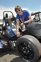 University of Hull Formula Student Team Member Colm at Silverstone July 2014 (University of Hull) Tags: car university mechanical engineering silverstone formula hull brdc formulastudent scrutineering universityofhull hulluniphoto
