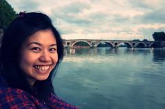 (dadou~) Tags: portrait france water river eau toulouse ricohgr lagaronne fleuve