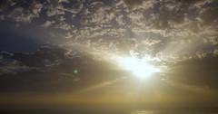 Mediterranean Sunset (TERRY KEARNEY) Tags: sunset skyline sky water waterway clouds stpaulsbaymalta autumn boats canoneos1dmarkiv daylight day explore europe flickr kearney skies landscape nature oneterry outdoor sun sunshine terrykearney weather autumn2016 2016 cloud