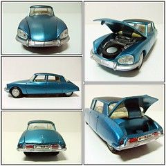 CITRON DS 23 - PILEN (RMJ68) Tags: citroen ds 23 ds23 1972 1975 auto pilen diecast coches cars juguete toy 143