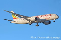 Ethiopian Boeing 787-8 Dreamliner ET-AOT (MSN007) Tags: ethiopian boeing 7878 dreamliner etaot air airways airlines airport iad kiad