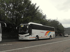 PO14 HHW, Volvo B11R Jonckheere (miledorcha) Tags: shaw carnforth travellere choice volvo b11r jonckheere shv tour tours edinburgh scotland psv pcv coach coaches travel holidays luxury contract