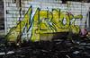Merlot (Nedeism) Tags: amuse126 amuse merlot a126 graffiti chicago chitecture alphabetmonsters abandonedbuilding abandoned amuser de darkempire