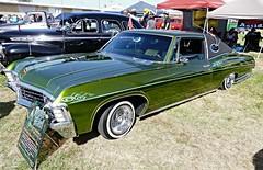 1967 Chevrolet Impala (bballchico) Tags: 1967 chevrolet lowrider impala theedukeofearl pastordaveortega estelaortega goodguys goodguyspacificnwnationals carshow 60s pinstripe