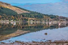 Still (MC Snapper78) Tags: scotland nikond3300 landscape scenery scenic hills holyloch firthofclyde sandbank reflections reflection reflecting argyllandbute dunoon marilynconnor