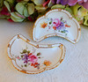 Royal Crown Derby Porcelain Trays ~ Posie Sprays ~ Flowers ~ Roses ~ Gold (Donna's Collectables) Tags: royal crown derby porcelain trays ~ posie sprays flowers roses gold thanksgiving