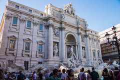 Rome - Palazzo Poli & Trevi Fountain (Le Monde1) Tags: italy eternal rome city lemonde1 nikon d610 palatine sevenhills tiber river pope vatican roma capitoline stpeters palazzopoli faade trevifountain
