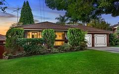 66 QUINTANA AVENUE, Baulkham Hills NSW