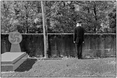The Wall Watcher. (Begi Nabara) Tags: somanyhumanssolittlehumanity reasonstobecheerful selfportrait wallwatcher walls psychiatry psycho wall imonlyahumanbeing likehumansdo canyouspareashillingforacupoftea winteriscoming anactualperson notthenormalbollocks ahumanlikeyou borninthe50s handlewithcare donoharm wallwatchingforpeace icoulduseahug doingwhatidobest thewallwhisperer withagreatbeardcomesgreatresponsibility