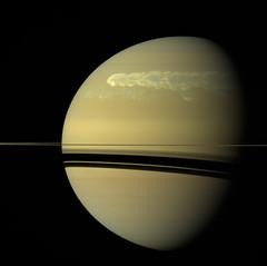 Saturn - February 25 2011 (Kevin M. Gill) Tags: saturn storm cassini nasa jpl space