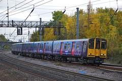 313026, Harringay (JH Stokes) Tags: 313026 class313 emu electricmultipleunits harringay zone3 london greatnorthern