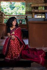 DSC_0375-Edit (moin ally) Tags: dhaka dhanmondi bangladesh bangladeshi female saree portrait photgraphy follow moinally nikon nikkor