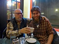 Ali & Adem at Khyber Pass Cafe, St. Paul, MN (ali eminov) Tags: stpaul minnesota restaurants cafes khyberpasscafe people men fathers sons fatherandson ali adem twincities