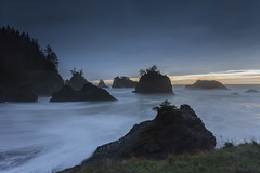 Secret Beach Oregon (Richard Thelen) Tags: art canon6d beach bikini trip travel island islands secretbeach oregon mightbeanudebeach nature landscape ocean