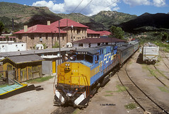 End of the Line (joemcmillan118) Tags: narcozari sonora mexico fcp pacifico excursiontrain fcp569 m420