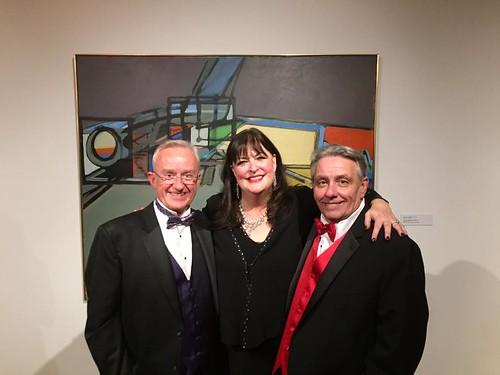 Ann Hampton Callaway, Kevin, Ron