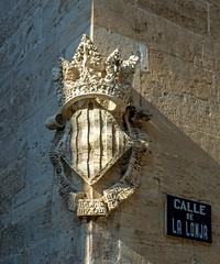 Corner Stone ( La Lonja - Historic Silk Exchange) (Valencia) (Olympus OMD EM5II & mZuiko 12-40mm f2.8 Pro Zoom) (1 of 1) (markdbaynham) Tags: valencia valencian spain spainish city urban metropolis street es espana espanol oly olympus omd em5 em5ii csc evil mirrorless mft m43 m43rd micro43 micro43rd microfourthirds mz zd mzuiko zuikolic zuiko 1240mm f28 pro zoom