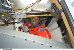 Alvin Drew (NASA on The Commons) Tags: alvindrew astronaut discovery endeavour