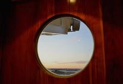 DSC_4926 (Vintage Alexandra) Tags: ship ocean liner brooklyn nyc queen mary 2 new york city cunard sunset