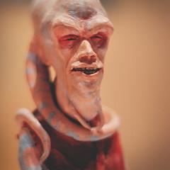 340 | 366 | V (Randomographer) Tags: project366 starwars scifi sculpture bib fortuna twilek star wars power costume denver nerd fantasy character 50mm closeup concept alien 340 366 v ugly fugly