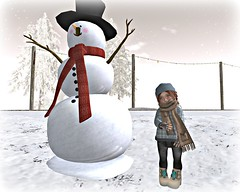 It's Just a Little Chilly (cady.amelia) Tags: dpyumyum bubblegum antreas cutebytes labelmotion thebricklanegacha theheartgardencenter winterwonderland {whatnext}
