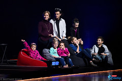 Skating Cast's Families