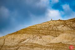Birds (Kasia Sokulska (KasiaBasic)) Tags: canada alberta badlands drumheller summer birds fujix rock formations