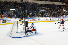 "Missouri Mavericks vs. Ft. Wayne Komets, November 12, 2016, Silverstein Eye Centers Arena, Independence, Missouri.  Photo: John Howe/ Howe Creative Photography • <a style=""font-size:0.8em;"" href=""http://www.flickr.com/photos/134016632@N02/30869268162/"" target=""_blank"">View on Flickr</a>"