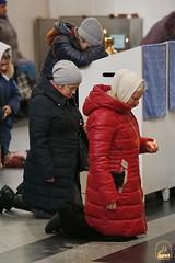 27. Arrival of Sanctities at Lavra / Прибытие святынь в Лавру 01.12.2016
