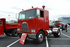 1962 Mack G-75 Tractor (Trucks, Buses, & Trains by granitefan713) Tags: truck bigtruck bigrig showtruck cabover coe antiquetruck vintagetruck classictruck mack macktruck mackgmodel mackg75 g75 singleaxle