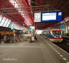 "Het Spoorwegmuseum NS 20 ""Kameel"" Lelystad-Centrum (Nederland)"