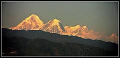 NEPAL,  Bick auf das Himalaya Gebirge vom  Hotel Himalaya in Kathmandu, 15012/7643 (roba66) Tags: nepalimhotelhimalayainkathmandu textur texture effecte reisen travel explore voyages urlaub visit roba66 nepal asien südasien asia city stadt capitol kathmandu himalaya gebirge mountain berge range naturalezza mountains montana felsen rock rocks gletscher eis ice