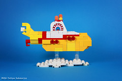 nEO_IMG_DOGOD_mini_yellow_Submarine_03 (DOGOD Brick Design) Tags: lego moc toy taiwan taipei yellow submarine the beatles uk music hippie hippy tbb