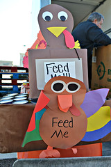 Can-A-Thon 2016 (CFBCA) Tags: paper turkey boxes canned food drive cans feed me community bank central alabama feedingal birmingham canathon thanksgiving