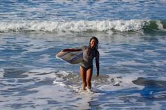 IMG_6230 (palbritton) Tags: beach surfergirl surf surfing ocean waves
