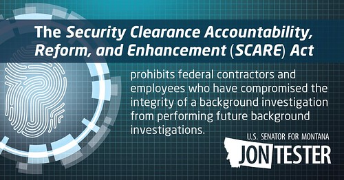homeland security background check clearances