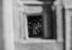 Arcos (malditacristina) Tags: spain mosque mezquita arch arco cordoba andalus arab spanish architecture abstract bw