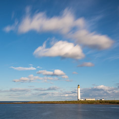 Barns Ness Lighthouse (dalejckelly) Tags: barnsnesslighthouse lighthouse dunbar eastlothian visitscotland scotland scottish lothian sea longexposure leefilters tenstopfilter canon 7dmarkii ndfilter landscape outdoor