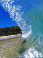 First day of Summer. South Coast NSW Australia (colourbycodes) Tags: water waves ocean seascapes places shoalhaven australia