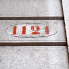 1121 (Navi-Gator) Tags: 1121 number odd 1121frame